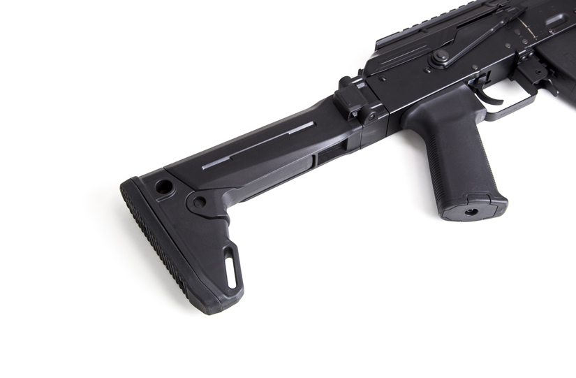 AKM buttstock for laser tag