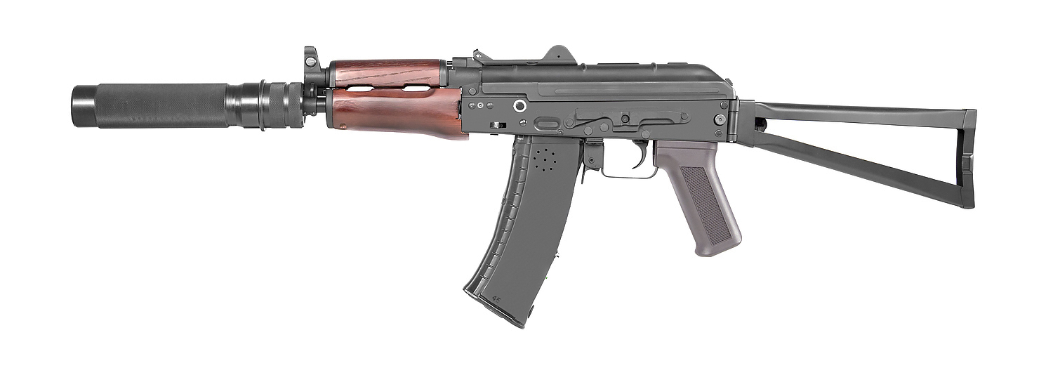 AK 74 for laser tag