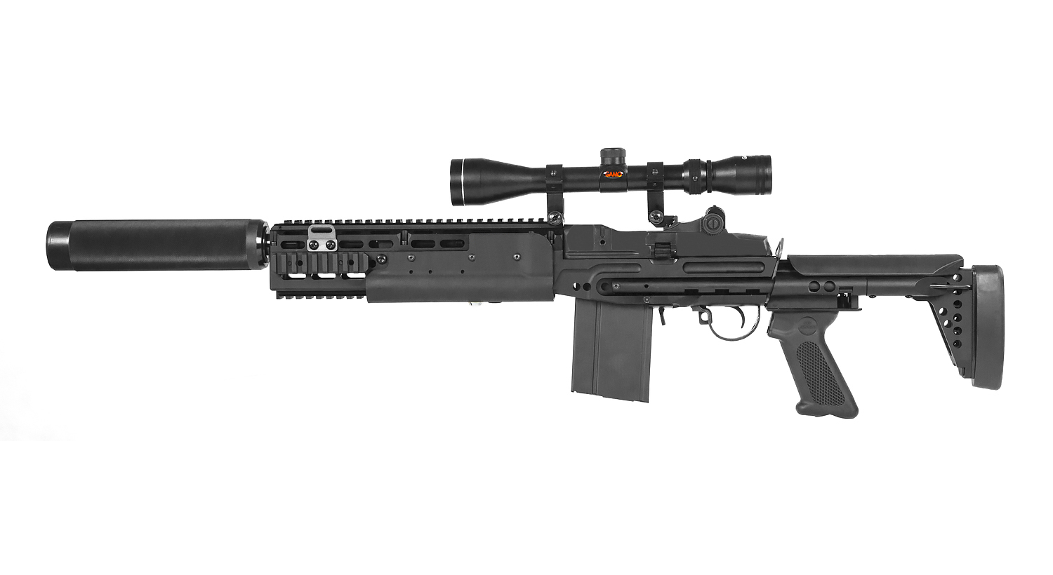 m-14 sniper rifle for military laser tag games
