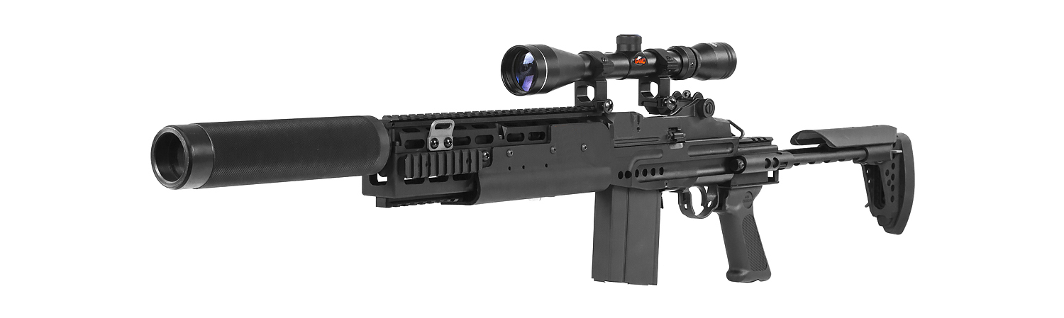 M14 laser tag sniper rifle