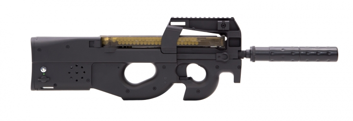 FN P90 laser tag rifle