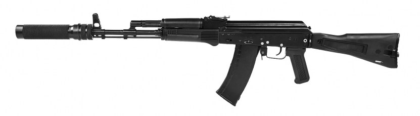 AK 74M Kalashnikov assault rifle for Laser Tag