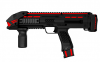 Nonmilitary Laser tag gun for kids